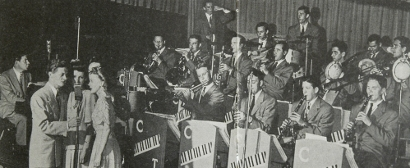 Image of Claude Thronhill & His Orchestra.