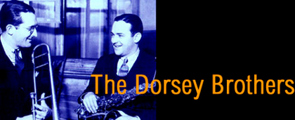 Image of the Dorsey brothers.