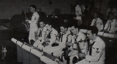 Image of The Band of the U. S. Navy Liberation Forces.
