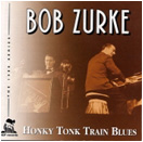 Image of Hep CD1076 - Bob Zurke - Honky Tonk Train Blues