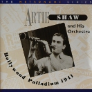Image of the Hep CD19 - Artie Shaw - Hollywood Palladium 1941.