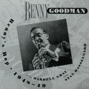 Image of Hep CD36 - Benny Goodman - Benny's Bop