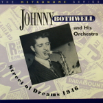 Image of Hep CD54 - Johnny Bothwell and His Orchestra - Streets of Dreams 1946