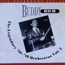 Image of the Hep CD56 - Buddy Rich - The Legendary '46-'48 Orchestra Vol. 2