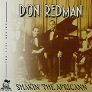 Image of Hep CD1001 - Don Redman & His Orchestra - vol 1: Shakin' The Afrikaan
