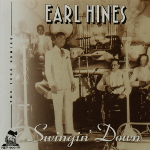 Image of Hep CD1003 - Earl Hines - Swingin' Down