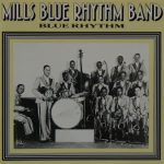Image of Hep CD1008 - Mills Blue Rhythm Band - Blue Rhythm