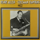 Image of Hep CD1028 - Colemand Hawkins & Henry 'Red' Allen - 1933