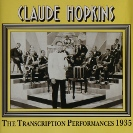 Image of Hep CD1049 - Claude Hopkins & His Orchestra - The Transcription Performances 1935