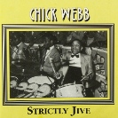 Image of Hep CD1063 - Chick Webb & His Orchestra - Strictly Jive