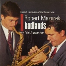 Image of Hep CD2065 - Robert Mazurek - Badlands