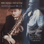 Image of Hep CD2075 - Michael Hashim with Joe Temperley - MultiColoured Blue.