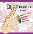 Image of Hep CD81 - Charlie Barnet and his Orchestra - Town Hall Concert