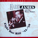 Image of Hep CD83 - Harry James - Eight Bar Riff