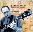 Image of Hep CD2080 - John Hart Trio - Scenes From A Song