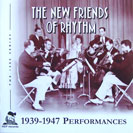 Image of Hep CD1086 - New Friends of Rhythm - 1939-47 Performances