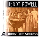 Image of Hep CD1075 - Teddy Powell & His Orchestra - Ridin' the Subways